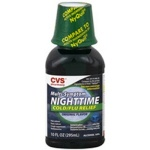 CVS Multi-Symptom Cold/Flu Relief Liquid